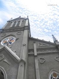Sakitsu Church in Amakusa (July 2013)