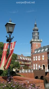 All of Huis Ten Bosch is a replica of a Dutch town (November 2010)