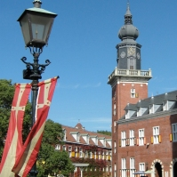 All of Huis Ten Bosch is a replica of a Dutch town (November 2010)