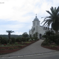 Ōe Church in Amakusa (July 2013)