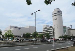 The Fukuoka Sun Palace, as seen in June 2013 before the Best of the Best shows. This venue was unchanged for the LVL this year.
