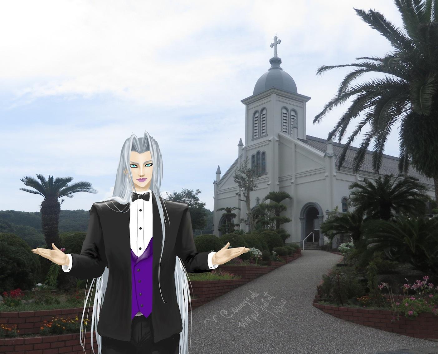 Ooe Church Seph Small