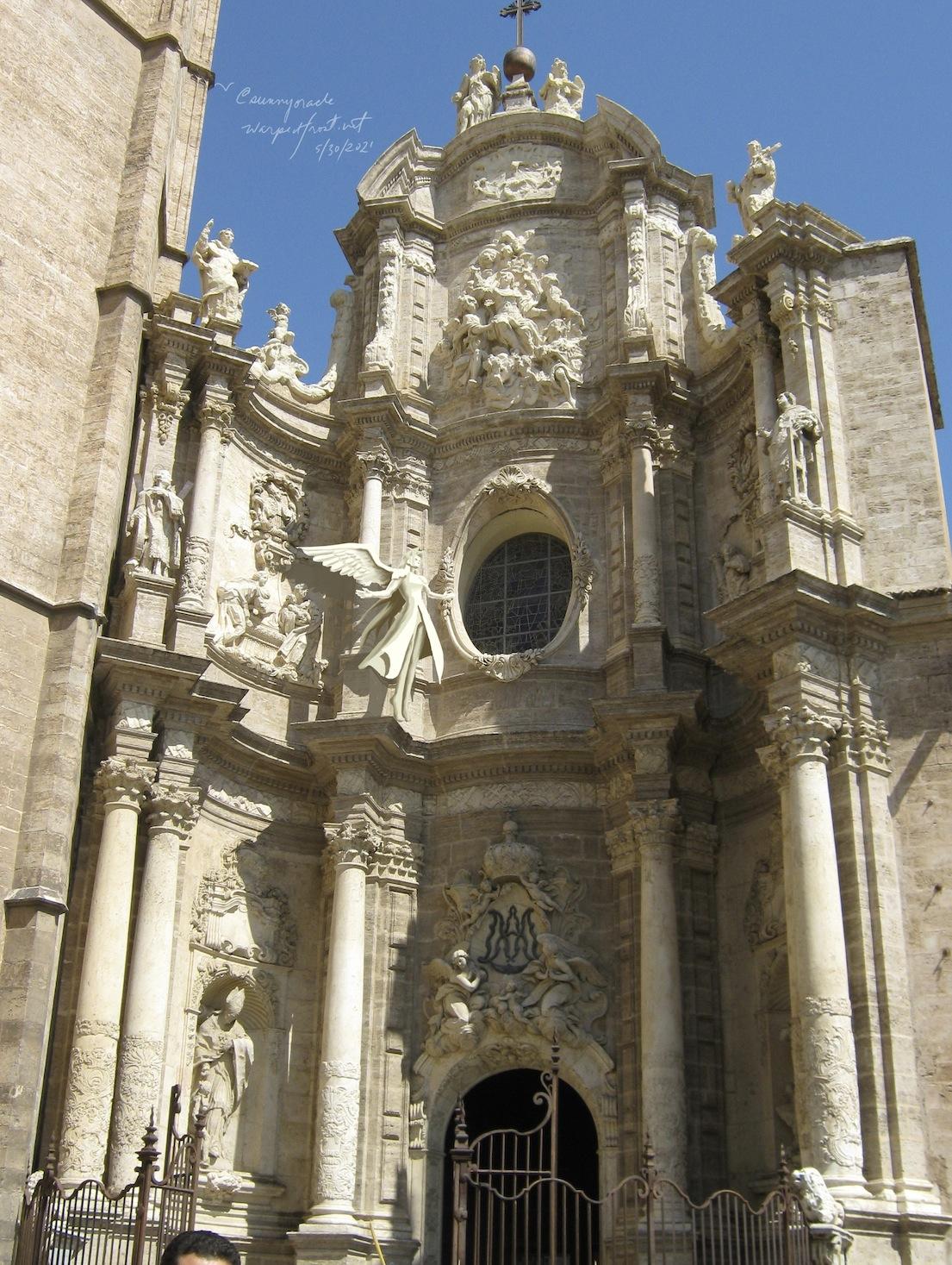 Valencia Cahedral Seph Small